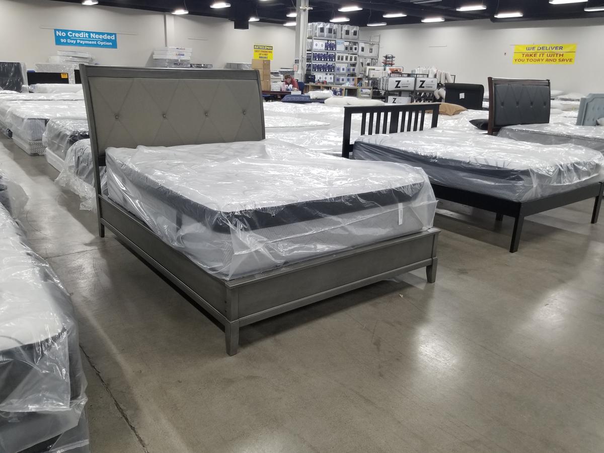 Low cost mattress